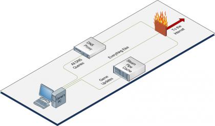 Steam Cache Network