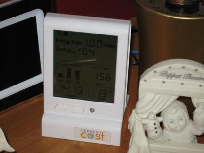 CurrentCost monitor